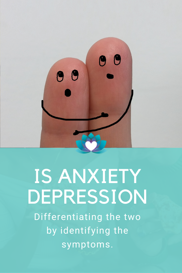 Is Anxiety Depression